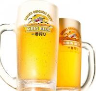 毎日OK!生ビールが290円♪
