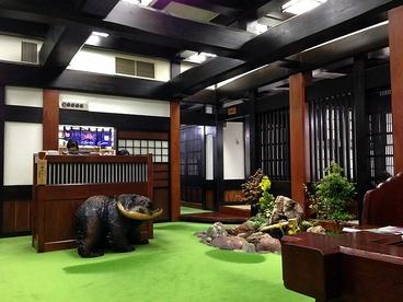 札幌かに本家 岡崎店の雰囲気1