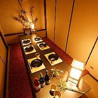 上野でご宴会なら、大人数ご利用可能な個室がある当店!