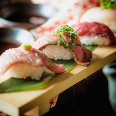 和牛寿司と奈良野菜 やまとのおすすめ料理1