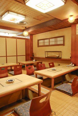 昭和12年創業の老舗。旬の食材をご堪能ください。接待やおもてなしにお薦めです。
