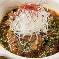 料理メニュー写真生姜でコトコ煮込んだBOO