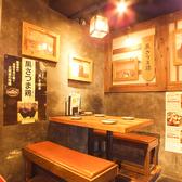 にぎやかで活気のある店内で、こだわりの鹿児島料理とお酒をご堪能ください♪