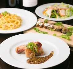 薫製肉バル En えん 栄店 レストランバー エンのコース写真
