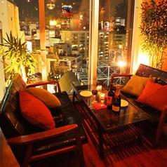 人気!!渋谷を見下ろす夜景★