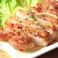 岐阜県産ブランド豚の柔らかポークソテー