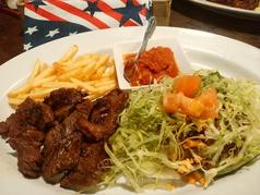 ステーキハウス ローハイドのおすすめ料理1