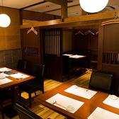 【テーブル席(半個室)】宴会や飲み会にどうぞ★