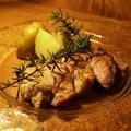 料理メニュー写真国産豚 肩ロースステーキ