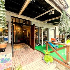 D Lounge カフェダイニング&セレクトショップの外観1