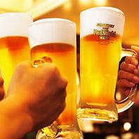 焼き肉×ビール♪♪