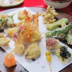 天ぷら常盤のおすすめ料理1