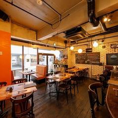 焼き鳥と天ぷらとおでん 大衆居酒屋 わもんどの雰囲気1
