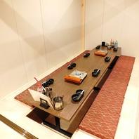 金沢宴会はゆったり落ち着ける個室空間金しゃぶで♪