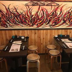 会社帰りや飲み会に最高!活気のある店内で楽しみながら食事をご堪能下さい。