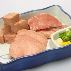 料理メニュー写真肉刺盛合せ