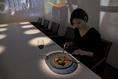 """【Projection mapping Room】 県内初の味覚・触覚・嗅覚・聴覚・視覚の""""5D""""で愉しめるお部屋となっております。【要予約】"""