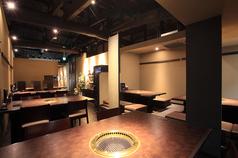 焼肉 すきしゃぶ おんどる 小倉魚町銀天街店の雰囲気1
