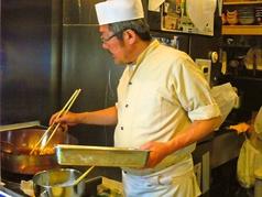 天ぷら てんかつの雰囲気1