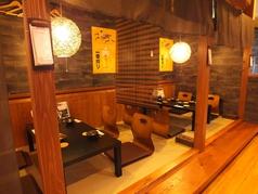 鶏の丸金 光の森店の雰囲気1