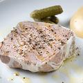 料理メニュー写真肉厚のパテ・ド・カンパーニュ