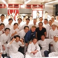 一般社団法人 日本イタリア料理協会(落合務会長)所属の渡邉シェフ。イタリア郷土料理。特にパスタに魅せられ、レシピは300以上。常時40種類以上のラインナップ。パスタは皆様の心迄、豊かにしてくれます。