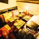 大人気のテーブル個室あり◎デートや接待利用に◎