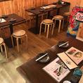 和泉府中のアットホームな雰囲気の居酒屋。女子会などにもおすすめ!