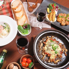 Dining cafe IBIZAの写真