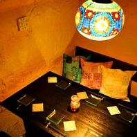 話題のカフェ&個室バル♪
