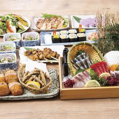 薩摩魚鮮 UENO3153店のコース写真