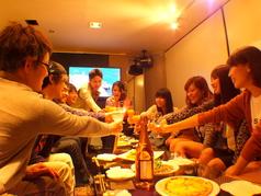 Deluxe party room KOBEYA 個部屋の写真