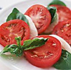 料理メニュー写真カラダにやさしくをテーマに有機野菜を中心に取り扱っております。
