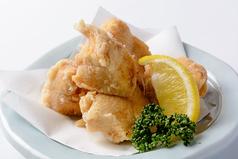料理メニュー写真広島熟成鶏のから揚げ