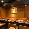 【シックな店内でゆったりお食事を】神田駅1分なので、お仕事終わりのちょっとした飲み会にも使い勝手抜群の居酒屋です!