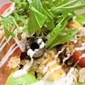 料理メニュー写真スペイン風サラダ