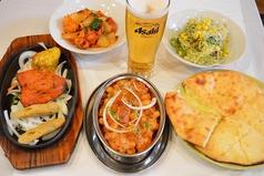 インド料理 アルナーチャラムの写真