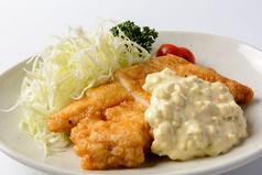 料理メニュー写真広島熟成鶏のチキン南蛮風