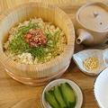 料理メニュー写真玄米うめ茶漬け (小)