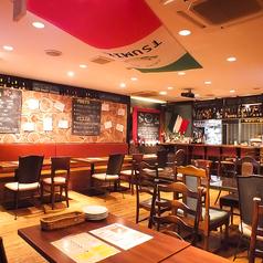 イタリアンバル TSUMIKI 有楽街本店の雰囲気1