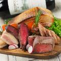 料理メニュー写真絶品!肉の5種のシェフの特選グリル