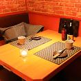 【8~12名様個室】ご人数に合わせてお席をご用意!寛ぎの空間をご提供致します。