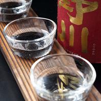 ◆『日本酒飲み比べ』あります◆