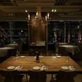 パーティー利用に人気の「24/7restaurant」