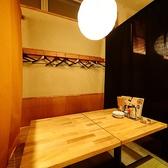 天ぷら酒場 KITSUNE 刈谷店の雰囲気2