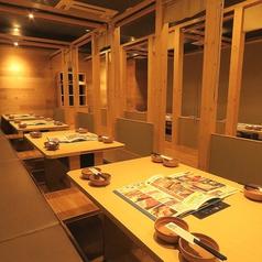 温野菜 松山三番町店の雰囲気1