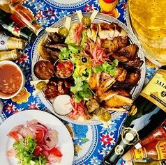 墨国回転鶏料理 ルクアイーレ店の特集写真