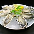 料理メニュー写真国産真牡蠣8個/12個