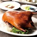 料理メニュー写真北京ダック 一枚