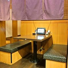 【仕切りのあるボックス席】ごゆっくりとくつろぎながらお食事をお楽しみ頂けます。寒い季節はしゃぶしゃぶ鍋がおすすめ。しゃぶしゃぶ食べ放題コースぜひご利用下さいませ。【渋谷道玄坂 居酒屋 個室】】★【渋谷 個室 居酒屋 甘太郎渋谷道玄坂店】
